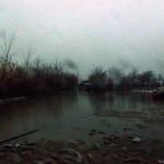 Dragalina, extremă urgență: Sute de case cuprinse de potop