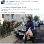 Golănii în uniformă: IPJ Călărași a devenit spălătorie pentru PSD
