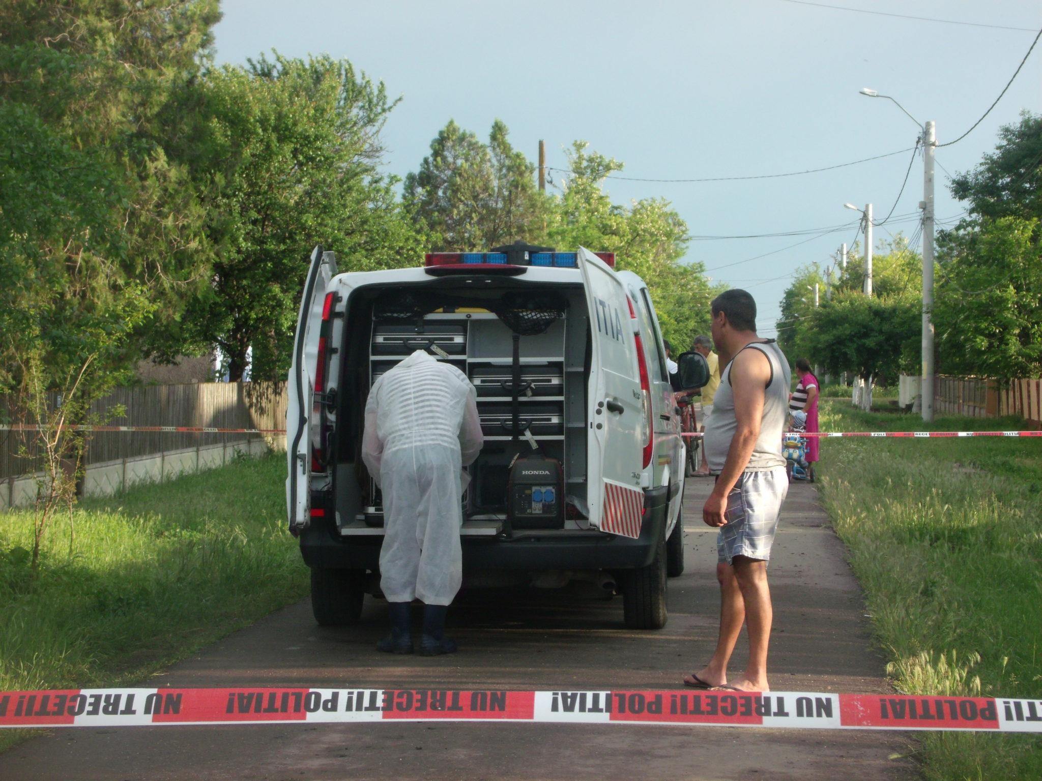 Crime în serie la Ștefan Vodă