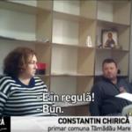 Tămădău Mare: Capcană jurnalistică pentru primarul Chirică – Afaceri pe sub mână, cu terenuri / Video
