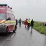 Accident teribil: Rupt de beat, ziaristul Mihalache a băgat 3 oameni în spital / Foto/Video