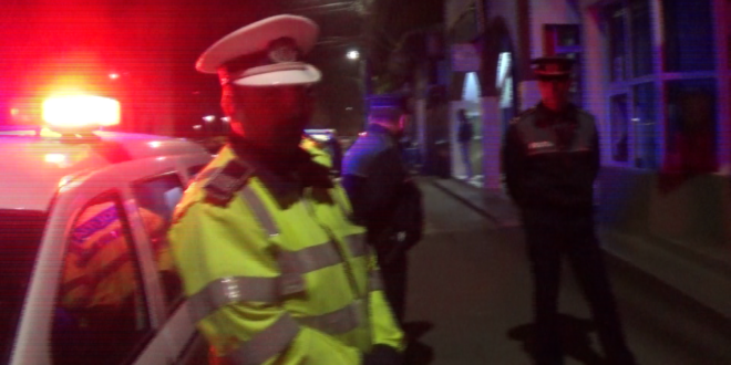 Actualizat – Balamuc: Vasile Iliuță a fugit de Poliția Rutieră și a fost alergat până acasă / Video