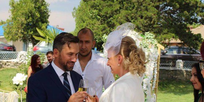 Evenimentul monden al anului: Senatoarea PSD Roxana-Natalia Pațurcă s-a măritat cu primarul liberal al comunei Borcea, Aniel-Theodor Nedelcu